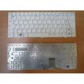CLAVIER BLANC PC PORTABLE ASUS EEEPC 1000 1000W Series ( non compatible 1001PX ET PLUS )