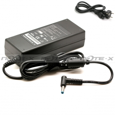 CHARGEUR ALIMENTATION COMPATIBLE HP PAVILION 15 17 ENVY17, 19.5V 4.62A, 4.5mm * 3.0mm, 609940-001