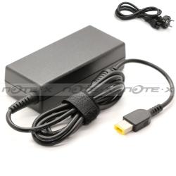 ALIMENTATION CHARGEUR COMPATIBLE IBM LENOVO 20V 2.25A Embout Rectangle USB