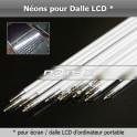 Remise en état du rétro-éclairage - Réparation écran sombre et inverter pour pc portable
