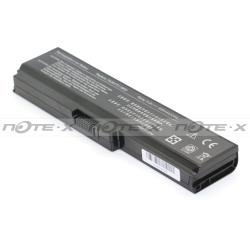 Batterie pour Toshiba Satellite A660 A660D A665 A665D C650 C650D C655 C655D C660 C660D C670 10.8V 4400mAh