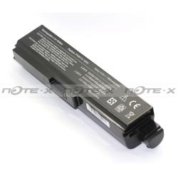PA3817U-1BAS Batterie pour Toshiba Satellite A660 / A660D / A665 / A665D / C650 / C650D / C655 / C655D / C660 10.8V 7800MAH