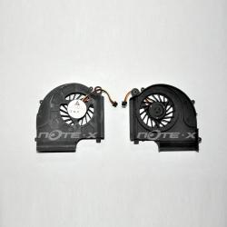 VENTILATEUR POUR PC PORTABLE HP PAVILION DV5-2000 AMD CPU 606889-001 KSB05105HA