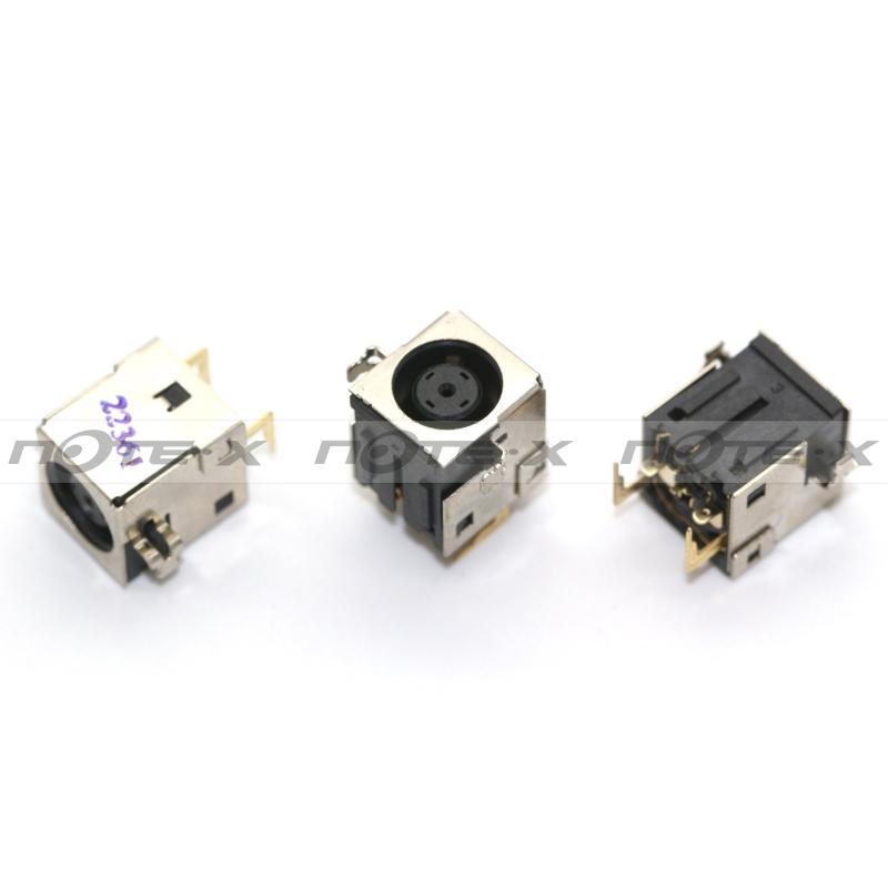 jack pour connecteur alimentation pc portable hp compaq. Black Bedroom Furniture Sets. Home Design Ideas