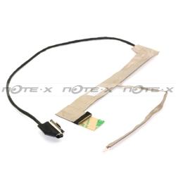 Cable Nappe vidéo pour pc portable Lenovo Y450 Y550 LCD SCREEN CABLE DC020001J10