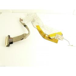 Cable Nappe vidéo pour pc portable IBM R61e R61 R500 15.4' TFT Type 7650 LCD SCREEN CABLE 93P4450 93P4446
