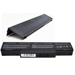 BATTERIE COMPATIBLE MSI BTY-M66 11.1V 4400MAH GX610 GX675 EX460 PX460 ....