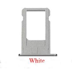 Bouton Home avec nappe pour iPhone 6/iPhone 6 Plus blanc