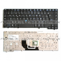 Clavier PC portable HP Compaq NC6400 K060802F1 BE PK130060E00