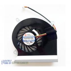 Ventilateur FAN pour pc portable MSI GE70 MS-1756 MS-1757