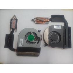 Ventilateur Fan avec radiateur CLEVO W840 H840 00CWH840 Version A