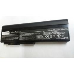 Batterie Origine ASUS A33-M50 11.1V 7800mAh G50 G51 G51J G51JX G60J G60JX L50 L50V M50 M50Q N43
