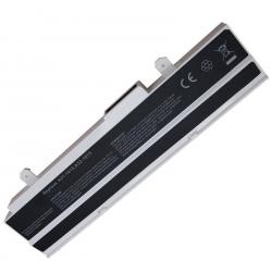 Batterie de marque générique pour Asus eee pc A32-1015 1015 1016 1215 11,1V 4400mAh Blanc