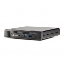 HP EliteDesk 800 G3240T 8Go 256Go SSD Windows 10