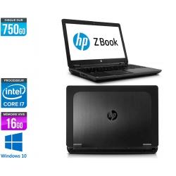 HP Zbook 17 Full HD i7 HDD