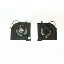 Ventilateur CPU pour PC portable MSI GS65